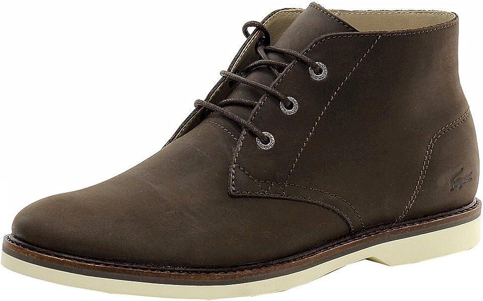 782a51bb0 Lacoste Sherbrooke Hi 116 1 Chukka Boot  Amazon.co.uk  Shoes   Bags