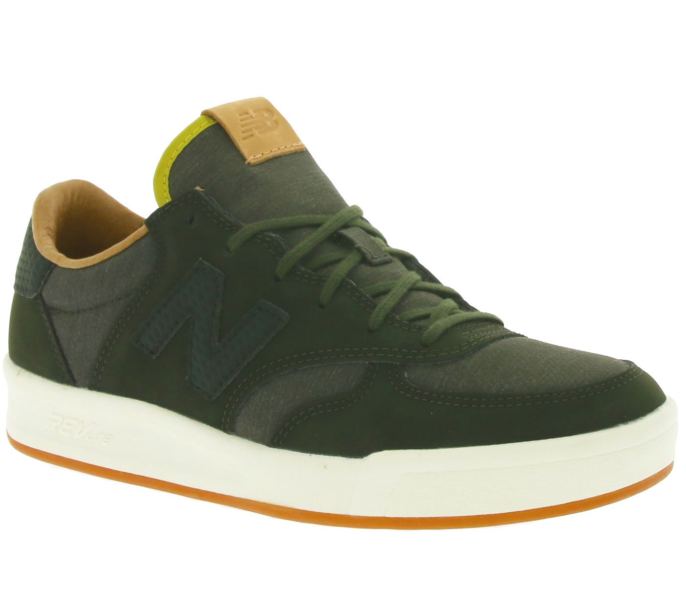 New Balance Woman Sneaker 300 Olive