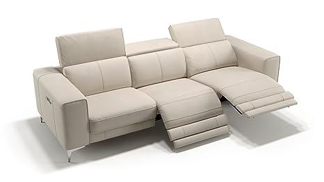 3 Sitzer Sofa Mit Relaxfunktion Leder