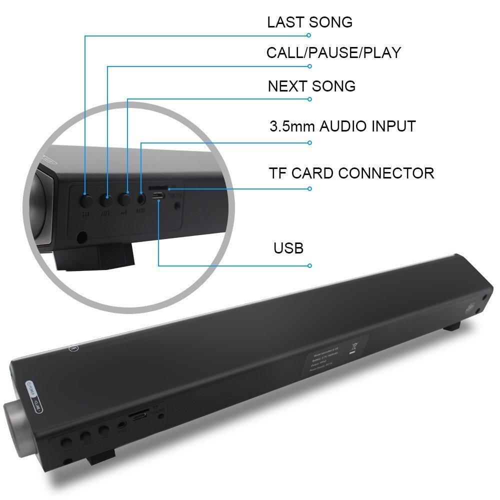 Tragbare Usb Bluetooth 4,1 Music Receiver Wireless Stereo Audio Adapter Car Kit Unterhaltungselektronik