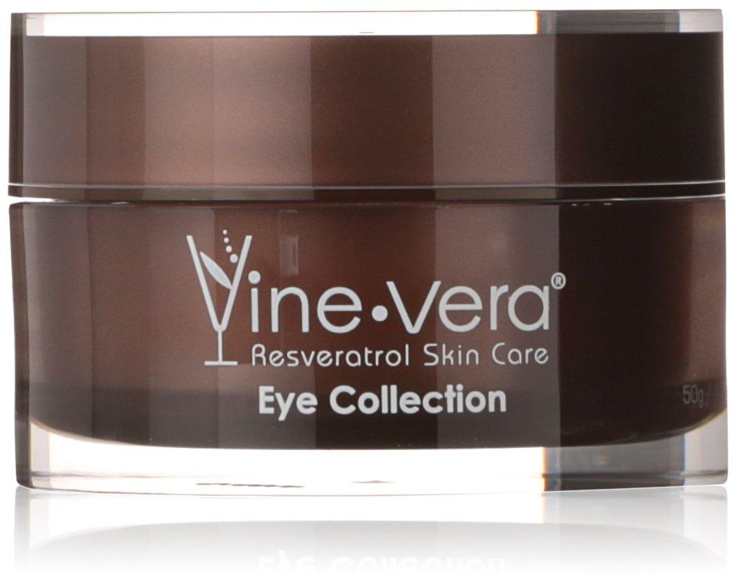 Vine Vera Merlot Collection Resveratrol Eye Collection Dark Circle Eye Cream by Vine Vera