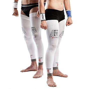 Compressport Full Leg - Calcetines de Compresion de Pierna Completa Unisex: Amazon.es: Deportes y aire libre