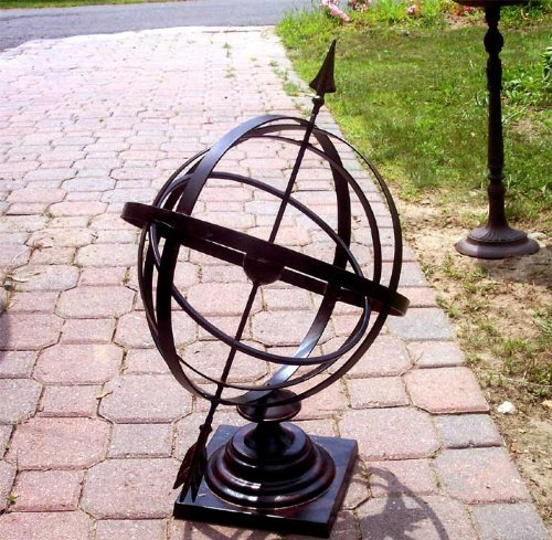 The 8 best sundials and spheres