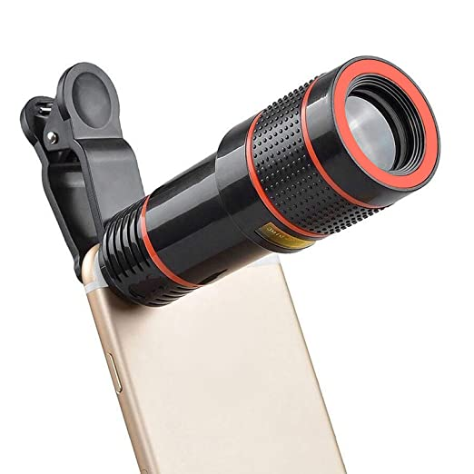 Amazon Com Culinary 3212 Telephoto Cell Phone Zoom Lens Kit For