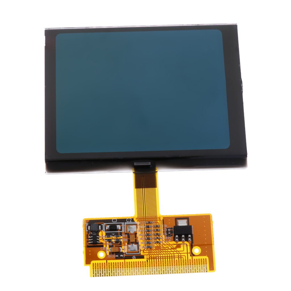 Jili Online LCD Display for AUDI A3 A4 A6 for VDO LCD Cluster Dashboard Pixel Repair Car Interior Parts