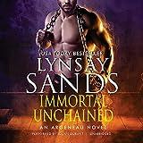 Immortal Unchained: An Argeneau Novel  (Argeneau/Rogue Hunter series, Book 25) (Argeneau (Audio))