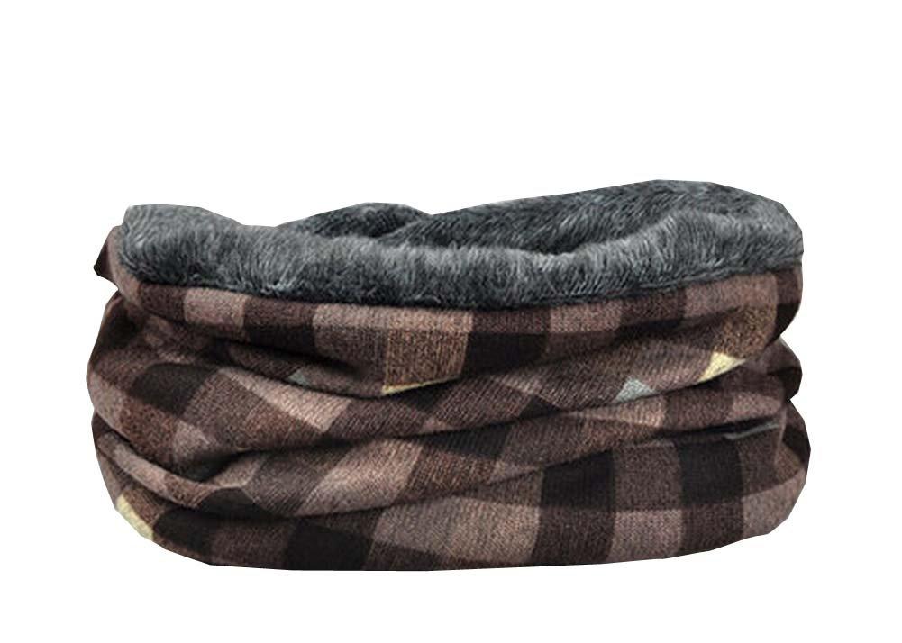 Outdoor Winter Warm Tool Sports Gaiter & Hat for Men & Women Coffee BC-CLO2578666011-NIKI00773