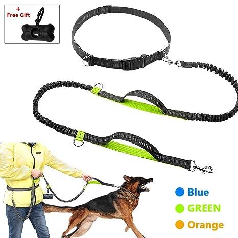 7°MR arneses para perros Cuerda de cuero del arnés del collar de ...