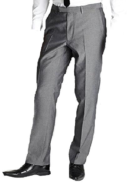 New Fashion - Pantalón de traje - Básico - para niño gris ...