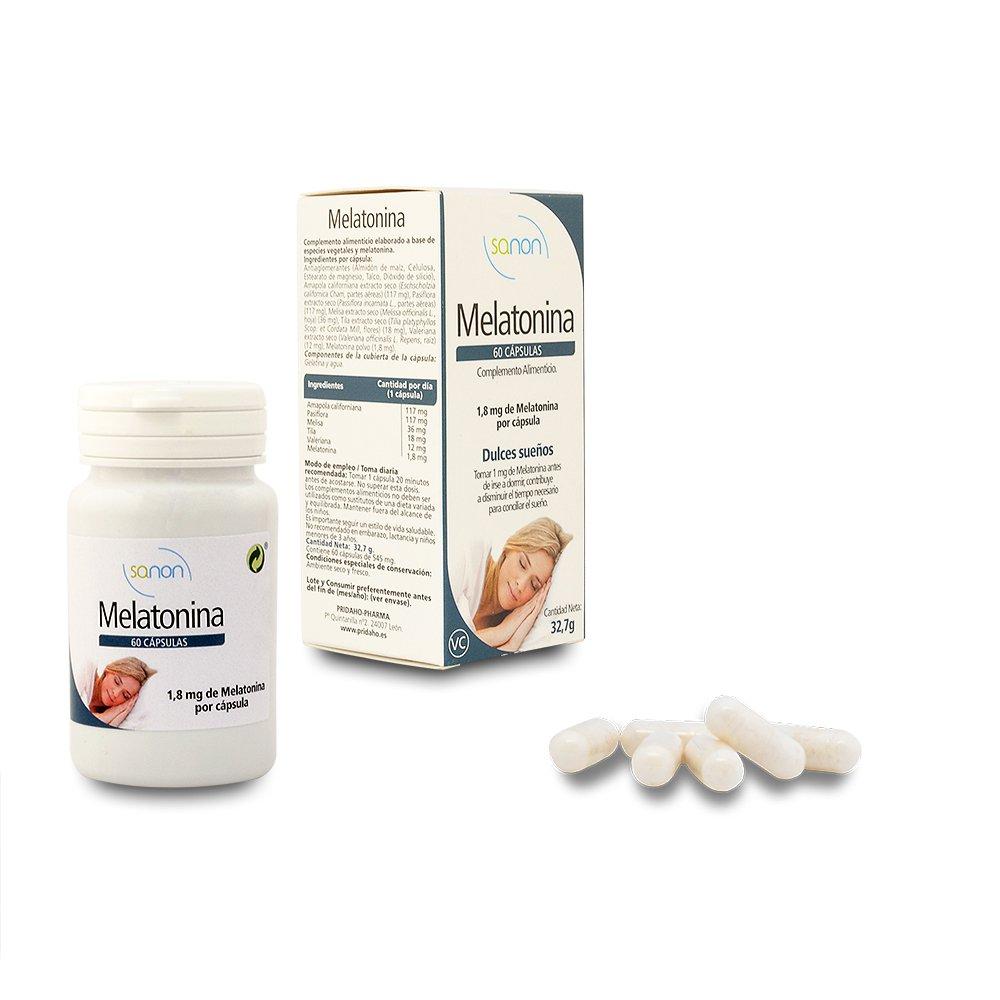Alimentos con melatonina