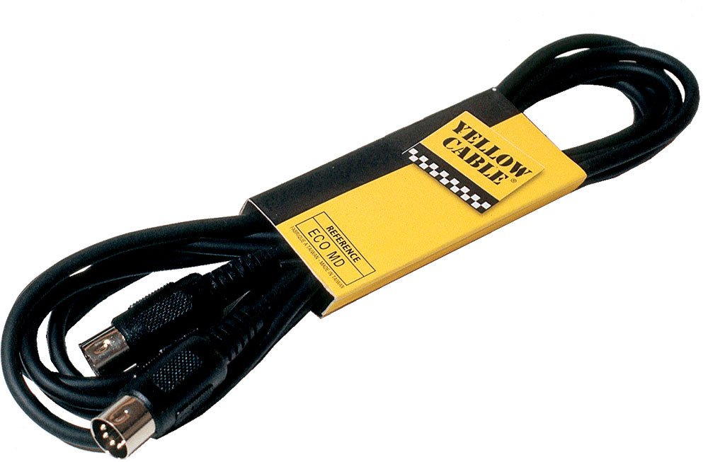 5 broches din male vers femelle audio midi at d extension rallonge cable 2,5 m