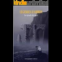 Légendes d'Armon: Les géants du nord (French Edition)