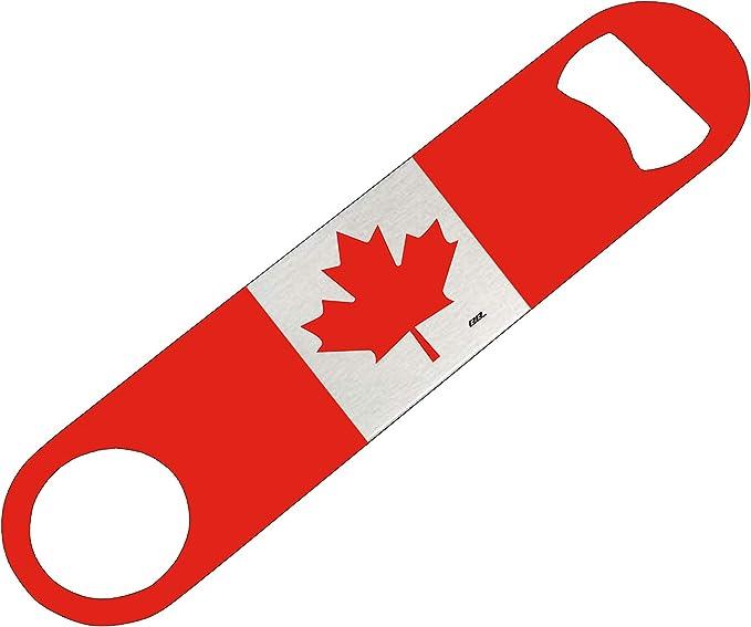 Canada Flag Speed Bottle Opener