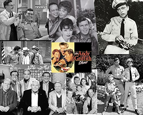 XL POSTER 16 X 20 ANDY GRIFFITH SHOW BARNEY FIFE TV SERIES PHOTO - Barney Nelson