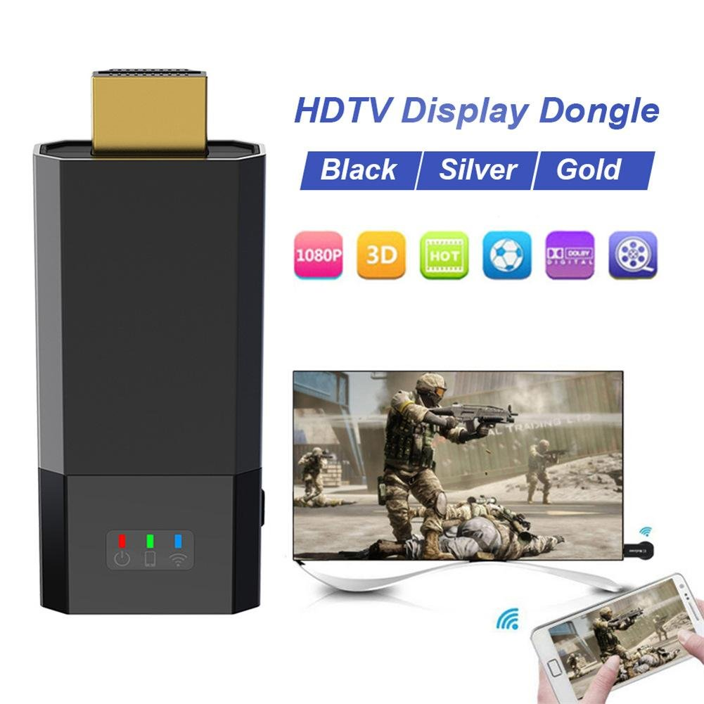 Smileyyi WeCast TV Dongle Android iOS Dual Core for for