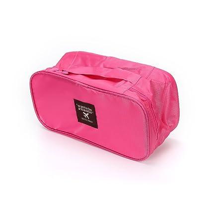 ZyXy sujetador ropa interior calcetines organizador impermeable multifuncional portátil de viaje bolsa de la ropa