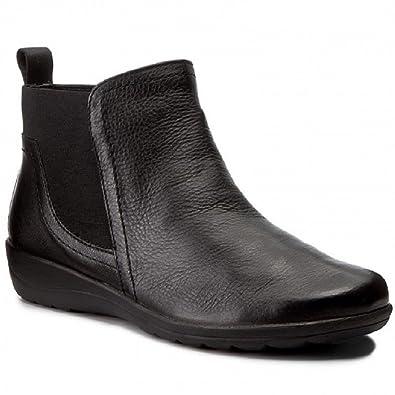 best sneakers 67c6d 4f81e CAPRICE Damen Chelsea Boots Stiefelette Leder ...