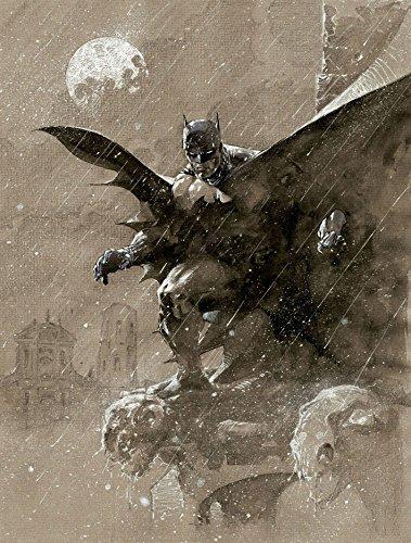 Art Lee Batman Jim (Batman: