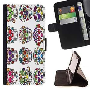 King Case - FOR LG OPTIMUS L90 - ?blinded your eyes - Prima caja de la PU billetera de cuero con ranuras para tarjetas, efectivo Compartimiento desmontable y correa para la mu?eca