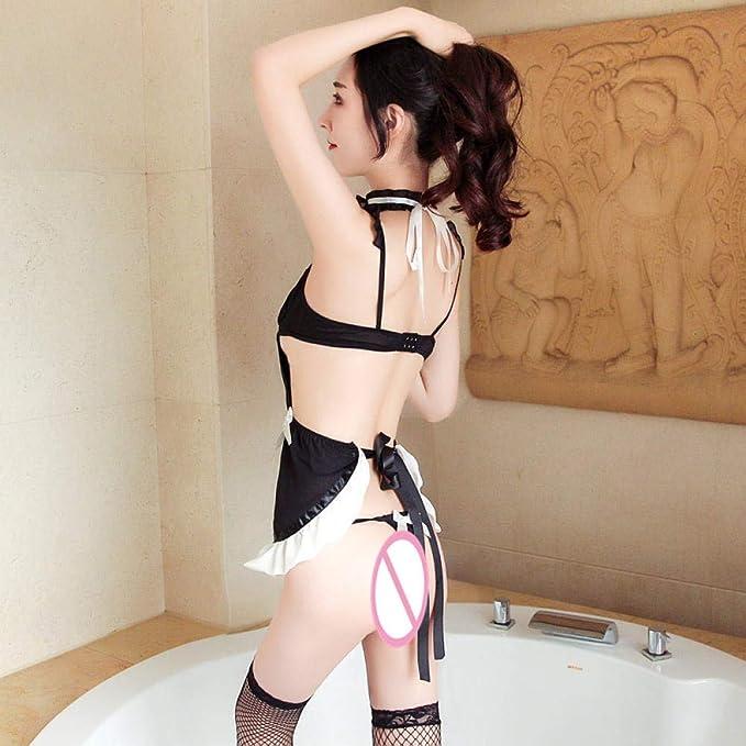 Conjuntos De Lencería para Mujer Lencería Erótica Sexy Uniforme De ...
