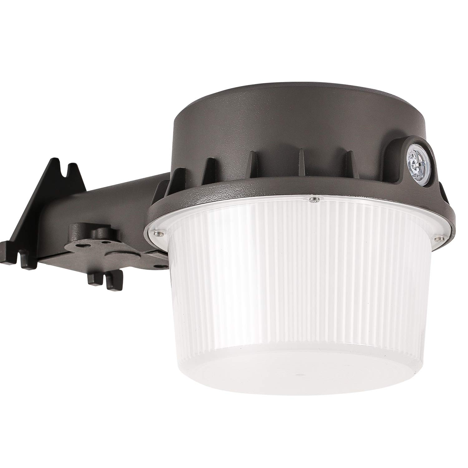 Amico Dusk-to-Dawn LED Outdoor Barn Lights (Photocell Included), 35W(260W Equiv.) 3700lum Daylight, 5000K Yard Light Waterproof, DLC & ETL-Listed, Led Floodlight for Steet Area Lighting