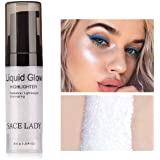 SACE LADY Liquid Pearl Highlighter Makeup Shimmer and Shine Ultra-Smooth Radiant Illuminator For Face Cheekbone Body Glow Bro