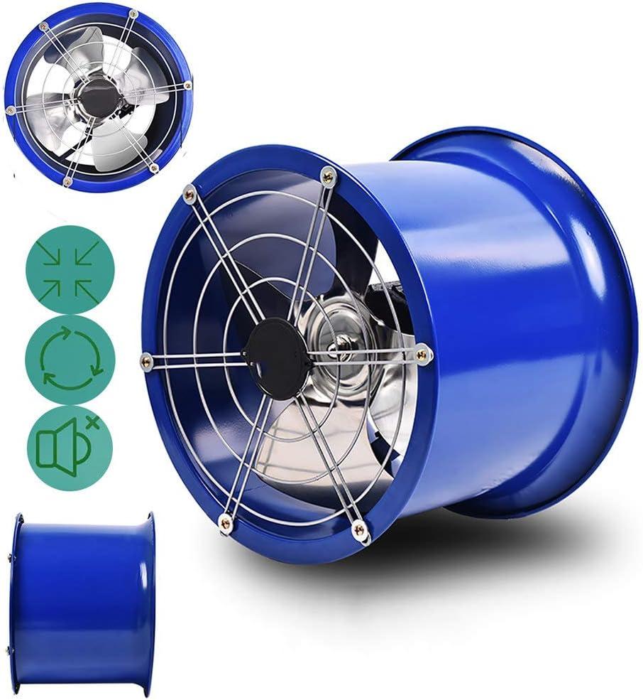 Ventilador Extractor de aire Silencioso, Ventilador Extractor de baño, extractor de aire potente, Ventilador de ventilación Cocina, tipo, industrial de alta potencia, 10-16inch,12in