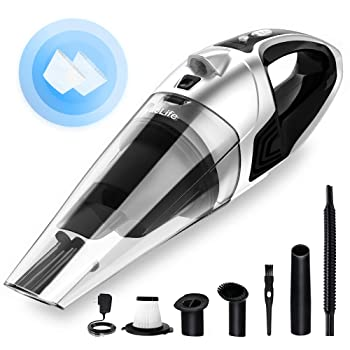 VACLIFE Cordless Handheld Car Vacuum Cleaner