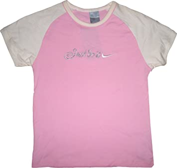 retail prices online for sale los angeles Nike T-Shirt Just do it. 100% Baumwolle. Dehnbares, weiches ...