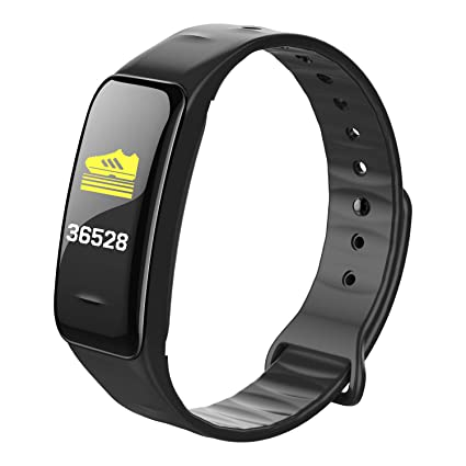 Evin Fitness Tracker Smart Watch Activity Tracker Sport Band Waterproof Bluetooth Bracelet Heart Rate Monitor Pedometer