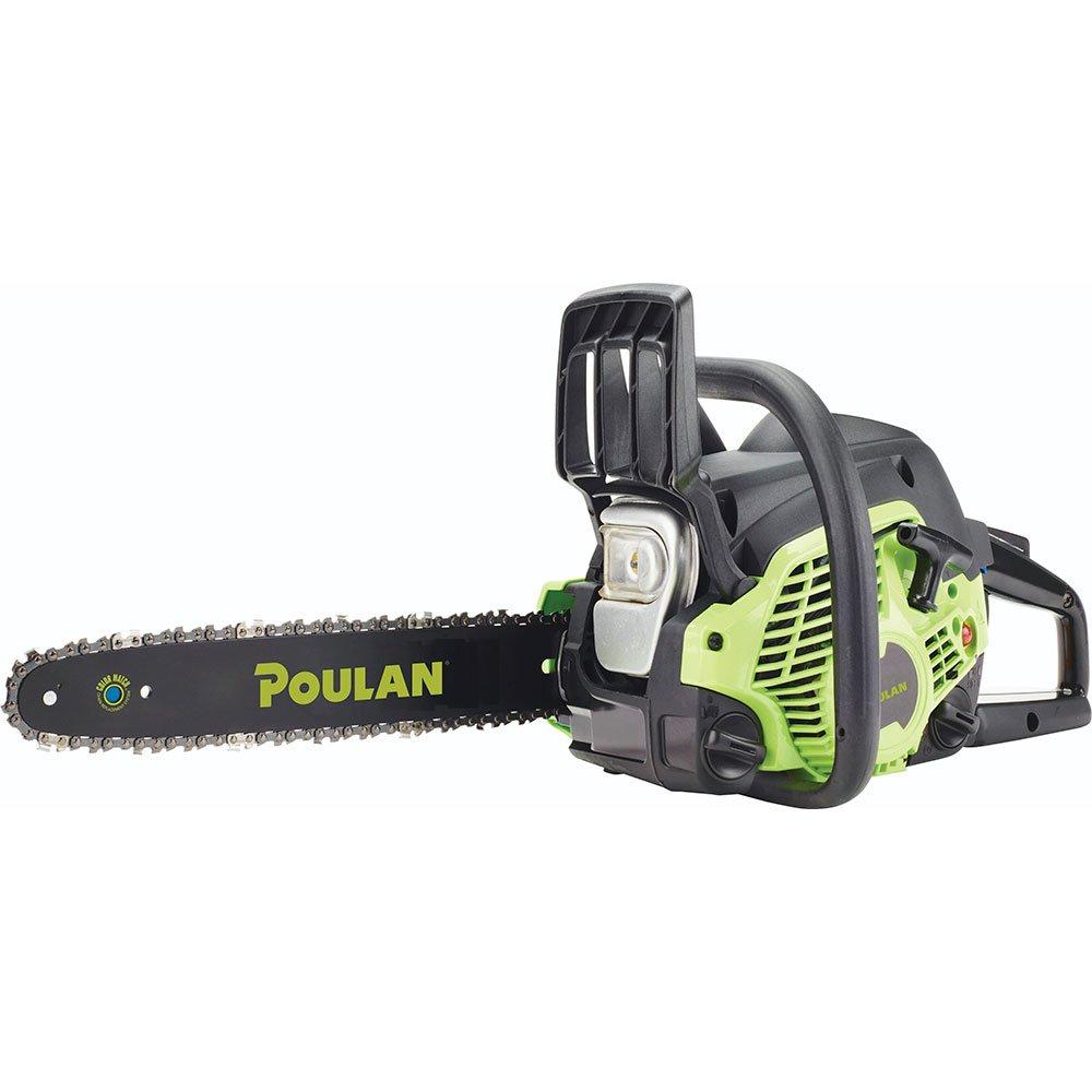 Amazon.com: Poulan/Weed Eater P3314 802026 Motosierra a gas ...