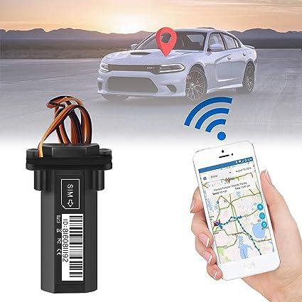 Amazon.com: Fealay - Rastreador GPS para coche (tamaño ...