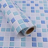 Hode Vinilo Decorativos Adhesivo para Azulejos Cocina 40X300cm