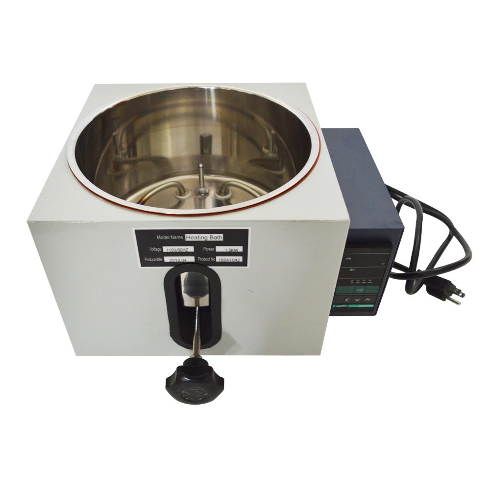 110V 2L Rotary Evaporator Rotavapor Lab Equipment by Industrial Scientific (Image #3)