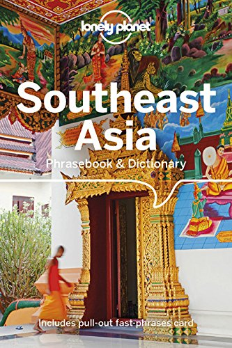 Lonely Planet Southeast Asia Phrasebook & Dictionary