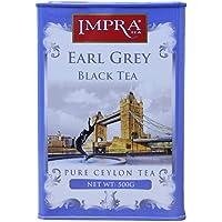 IMPRA 英伯伦 格雷伯爵调味茶 大叶红茶 500g(斯里兰卡进口)(特卖)