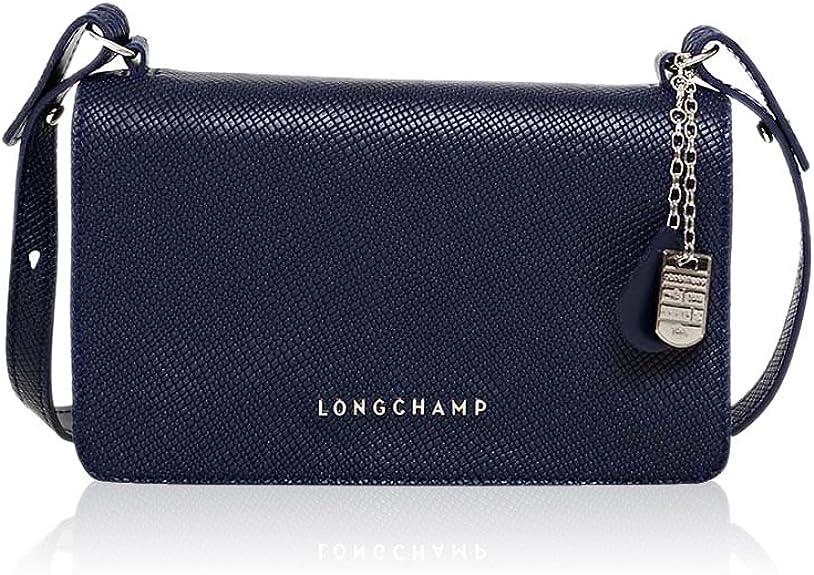 Longchamp Quadri Sac, Sac bandoulière pour femme bleu bleu: Amazon ...