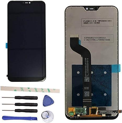 Amazon.com: Pantalla LCD táctil de repuesto para Xiaomi ...