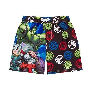 5a809beea1b60 Licensed Boys Childrens/Kids Marvel Avengers Swim Shorts Swimming Trunks  Age 3-4 Years