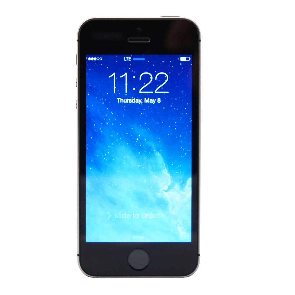 Amazon.com: Apple iPhone 5S, AT&T, 16GB - Space Gray (Renewed): Cell Phones  & Accessories