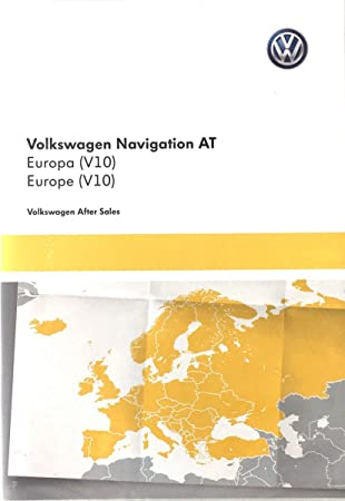 Vw Sd Karte.Original Vw Volkswagen Sd Card With Europe Map Discover Media