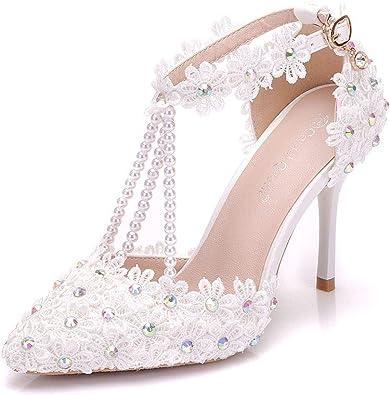 Women Ankle Strap High Heels Sandals