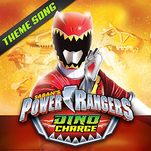 Power Rangers Dino Charge Theme Song (Extended Full Version) (Charge Power App Dino Rangers)