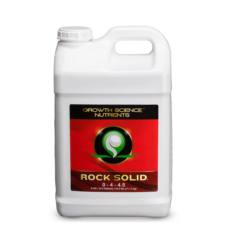 Rock Solid - Super Bud Elevador y potenciador de floración ...