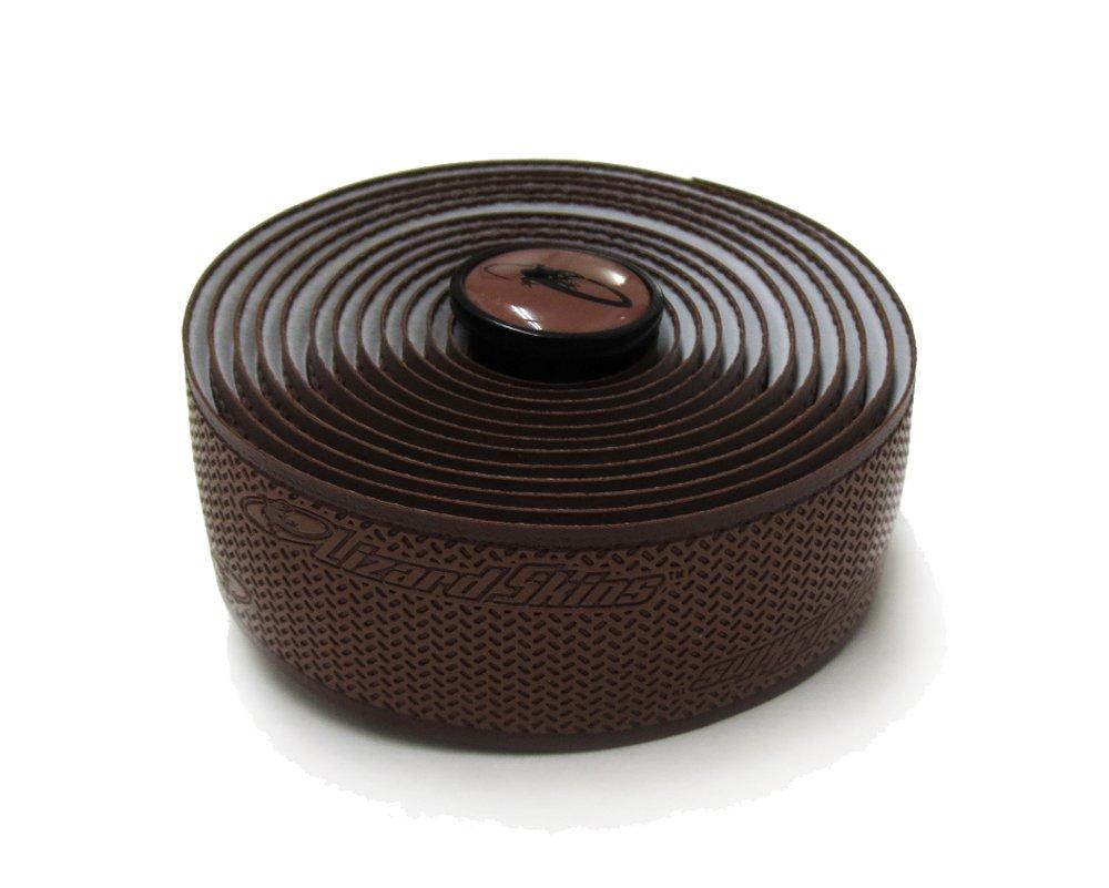 Lizard Skins DSP handlebar tape 2.5/mm Brown