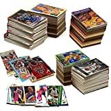 #5: 1800 Basketball Cards Including Rookies, Many Stars, Hall-of-famers. Includes Three Unopened Packs of Vintage Basketball Cards That Are At Least 25 Years Old! Comes in Gift Box Ready to Wrap!