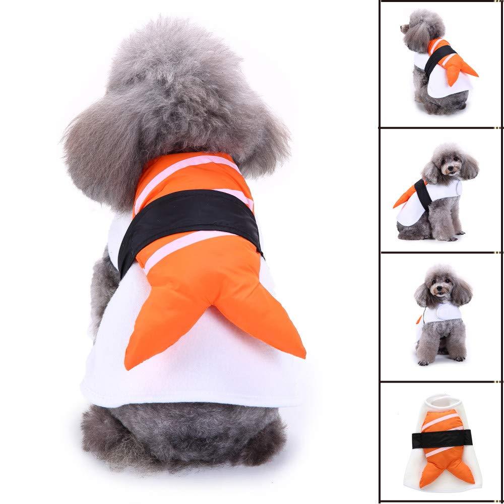 ALIKEEY Disfraz de Alikey de poliéster para Mascotas, Disfraz de ...