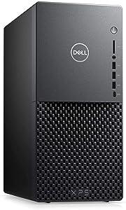 Dell XPS 8940 Tower Desktop Computer - 10th Gen Intel Core i5-10400 (6-Core up to 4.3 GHz) CPU, 8GB DDR4 RAM, 256 SSD, GeForce GTX 1660 Super 6GB GDDR6 Graphics, Windows 10, Black
