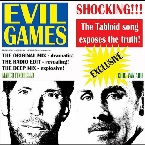 Evil Games (The Tabloid Song)