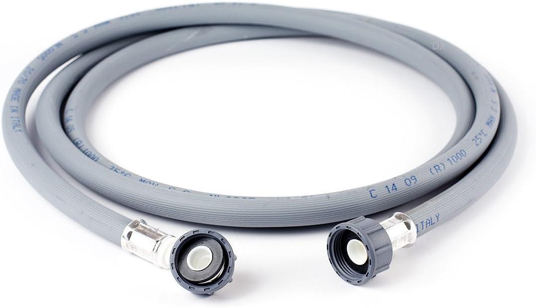 DREHFLEX - SCHLA105- Manguera de suministro/manguera de agua para lavadora/lavavajillas etc. universal - longitud 3,0m